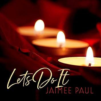 Let's Do It (feat. Pat Coil, Andre Reiss, Jacob Jezioro & Danny Gottlieb)