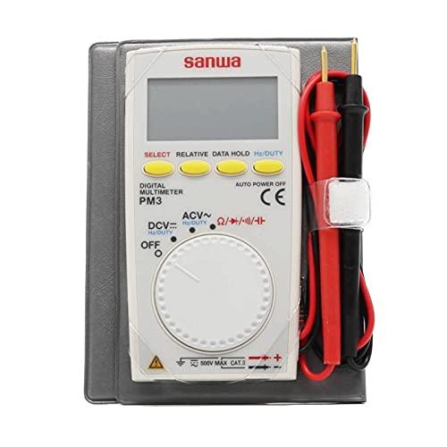 Sanwa(三和電気計器) デジタルマルチメーター PM-3