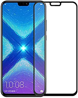 5D Tempered Glass for Huawei Honor 8X Full Screen Protector - Black Frame