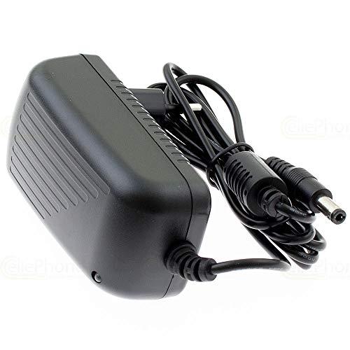 cellePhone 1,5A Ladegerät Netzteil für AVM Fritz!Fon C5 M2 MT-F - Ladeschale Ladestation Dockingstation - 12V