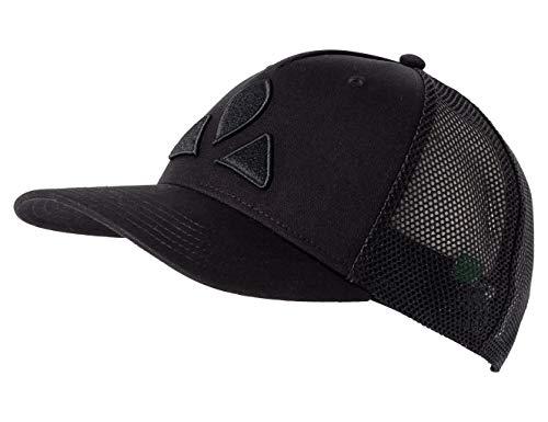 VAUDE Kappe Cap Black One Size 42326 schwarz