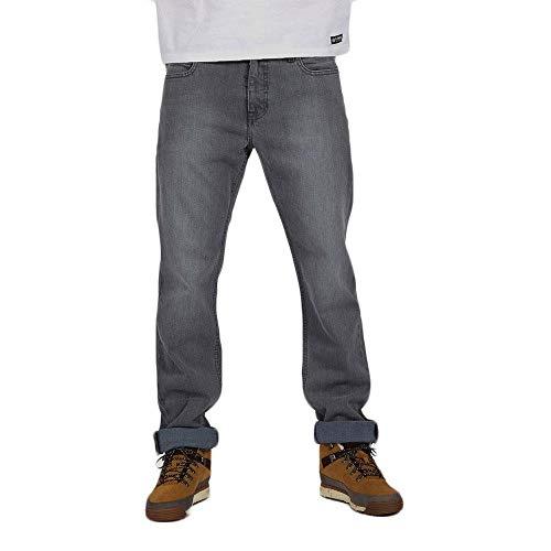 Element E03 - Pantalones vaqueros para hombre azul 31W x 32L