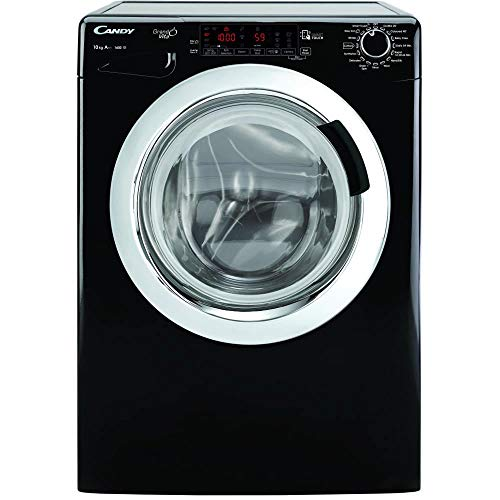Candy Washing Machine Freestanding 1600rpm 10kg A+++ (Black)