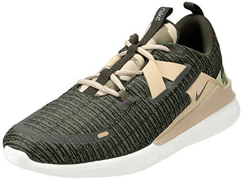 Nike Herren Renew Arena Camo Leichtathletikschuhe, Mehrfarbig (Desert Ore/Sail/Sequoia/Medium Olive 200), 44 EU