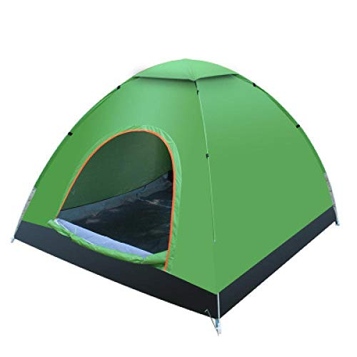 llv 2 segundos rápido abierto tienda al aire libre completa tienda automática camping prueba lluvia camping camping