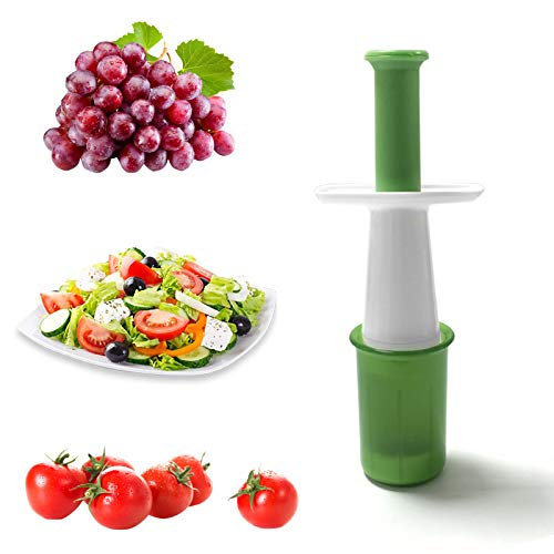 Grape Cutter Tomato Cutter Fruit Vegetable SlicerCreative Cut Tools for kidsHand Held Kitchen Tool for Salad Gadgets and Baby Auxiliary Food1 Pcs