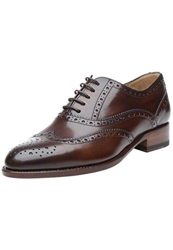 SHOEPASSION - No. 1152 - Schnürschuhe - Eleganter Business- oder Freizeitschuh für Damen. Rahmengenäht und handgefertigt aus feinstem Leder.