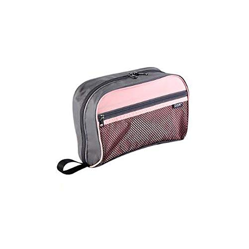 REYG Toiletry Bag, Daily Necessities Storage Bag, Waterproof, Used For Travel, Business Trip, Vacation,Pink