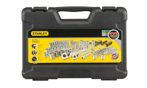 Our #1 Pick is the Stanley STMT71652 123-Piece Socket Set