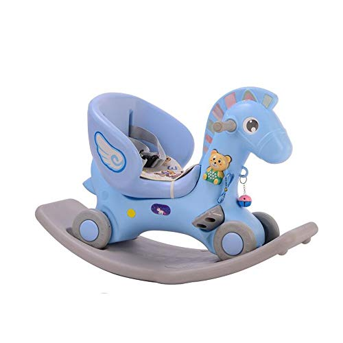 Review Of YUMEIGE Rocking Ride-Ons Boy Girl Rocking Animal ,Kid Riding Toys/Horse、PP Material、...