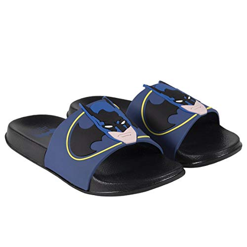 CERDÁ LIFE'S LITTLE MOMENTS 2300004759_T3435-C51, Sandales de piscine pour enfants de Batman avec licence officielle DC Comics, multicolore, 35 EU