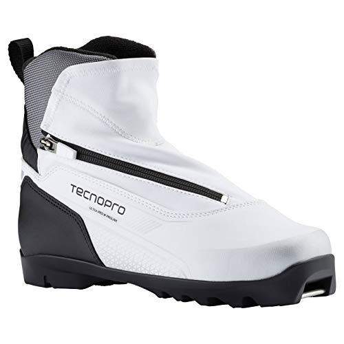 Tecnopro Damen Ultra Pro Prolink Traillaufschuhe, Weiß (White/Black/Silver 900), 38 2/3 EU