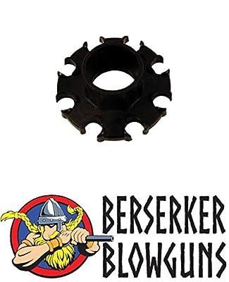 Berserker Blowguns .50 Cal 8 Point Spike/Super Stunner Dart Quivers from from Berserker Blowguns