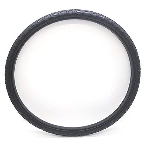 HAOKAN Neumáticos sólidos de la bici de montaña de los neumáticos resistentes a la punción de la bicicleta de 26×1.95 pulgadas