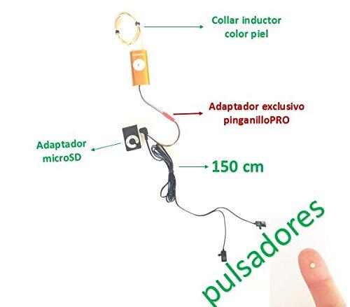 pinga Nano mp3 con pulsadores