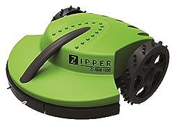 Zipper ZI-RMR1500 Elektro-Roboter für Rasenmäher, kabellos, Mulchfunktion, Antriebsräder, Schnitt 28 cm