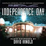 Independence Day (Complete Original Motion Picture Soundtrack) by David Arnold