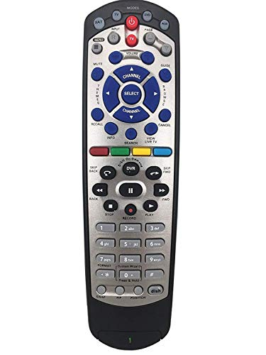 New Replacement for Dish Network 20.1 IR Satellite Receiver Remote Control