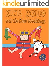 King Rollo and the New Stockings: Recommended puzzle picture book
