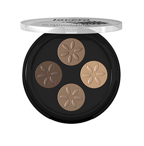 lavera Fard à paupières - Beautiful Mineral Eyeshadow - Quat