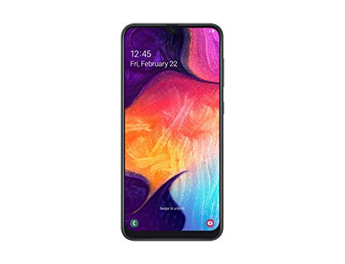 Samsung Galaxy A50 128GB Handy, schwarz, Black, Enterprise Edition, Android 9.0