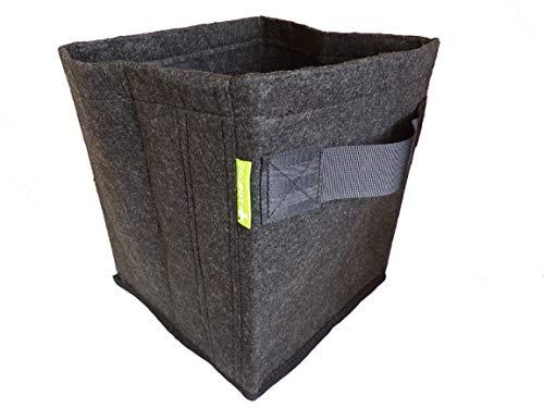 Propot Pot Textile 15 Litres 23x23x28cm - Textile Pot - SEM25