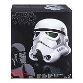 Star Wars – Edition Collector Black Series – Casque impérial de Stormtrooper
