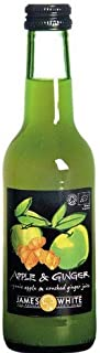 James White - Organics - Apple & Ginger Juice - 250ml