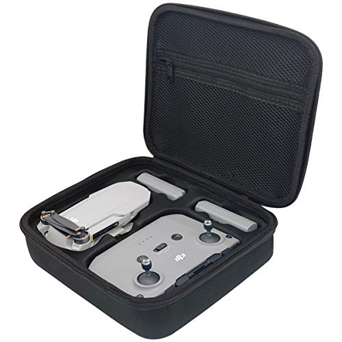 Carrying Case for DJI Mini 2,Hard Protective Case Travel Drone Bag Compatible with DJI Mini 2 Drone, Remote Comtroller, Battery and Other Accessories