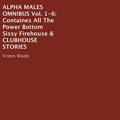 Alpha Males Omnibus audiobook cover art