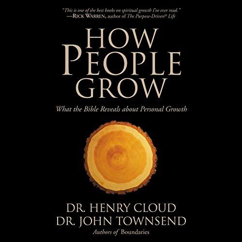 How People Grow audiobook cover art