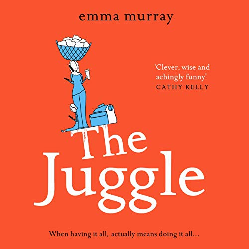 The Juggle cover art