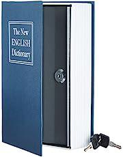 Amazonベーシック 本型金庫 セーフティーボックス