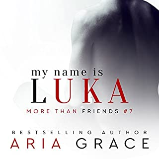 My Name is Luka audiobook cover art