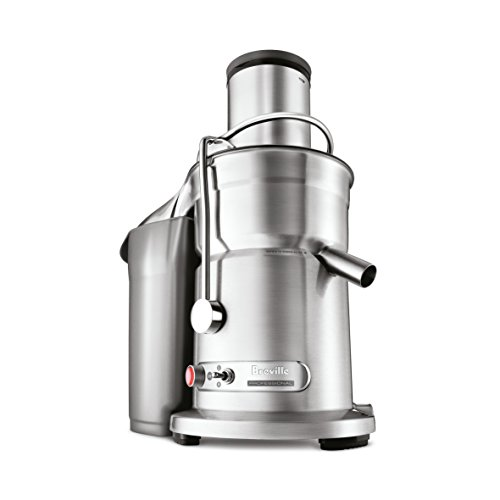 Breville 800JEXL Juice Fountain Elite 1000-Watt Juice Extractor (Renewed)