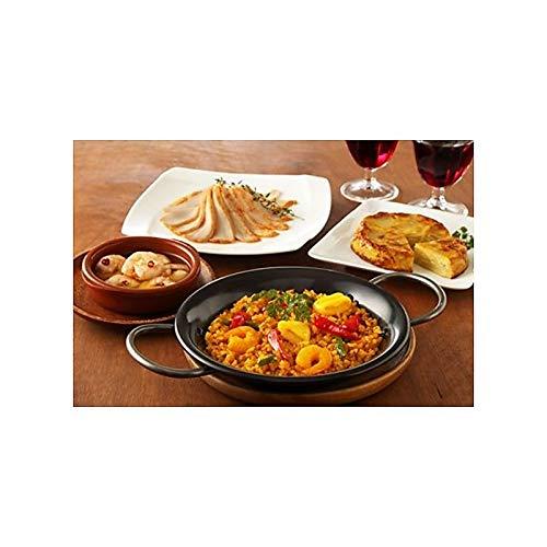 ( 産地直送 お取り寄せグルメ ) 東京品川 「スペインバル モン・テルセーロ」 スペイン料理セット