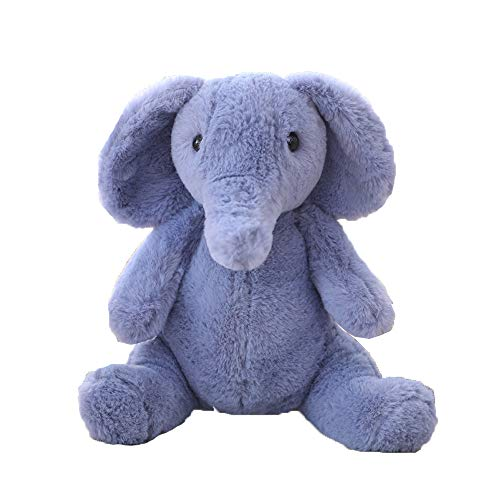 VSUK Cartoon Jurazeitalter Mammut Plüschtier,Plüschtier Cartoon Jurazeitalter Mammut,Weich Und Bequem,30Cm Plüschtier Flauschig,Beste Geburtstags-Plüschtier-Geschenke Für Jungen, Mädchen,Kinder