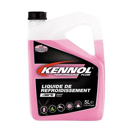 KENNOL 178663 Liquide de Refroidissement LR Bio Type G13-30°C