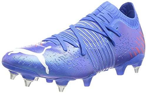 Puma Future Z 1.2 MxSG, Zapatillas de fútbol Hombre, Bluemazing Sunbl, 44.5...