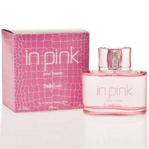 Estelle Ewen in Pink Eau de Parfum Spray for Women, 3.4 Fluid Ounce by Estelle Ewen