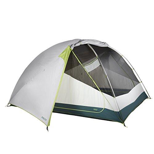 Kelty Trail Ridge 6 Tent with footprint