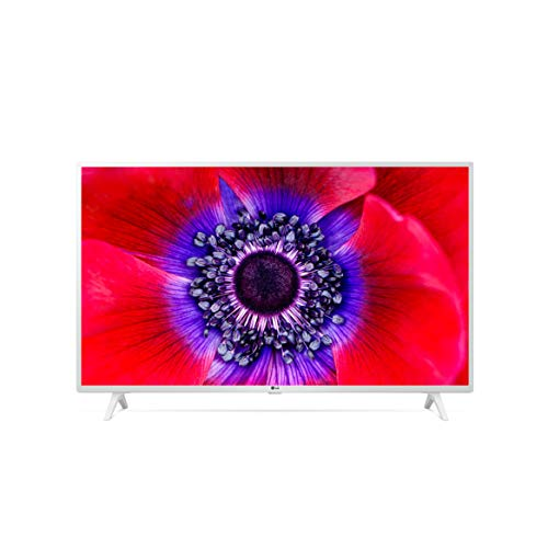 "LG 43UN73906LE.AEUD Smart TV LED Ultra HD 4K 43"", Processore Quad Core 4K, Wi-Fi, AI ThinQ, HDR 10 Pro, Google Assistant e Alexa Integrati - TV 4K, Bianco"