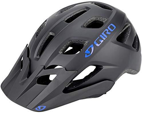 Giro Damen Verce Fahrradhelm Dirt, Matte Black/Electric Purple, Einheitsgröße