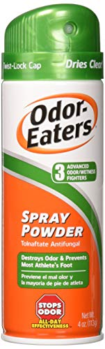Odor-Eaters Foot Spray Powder 4 Oz