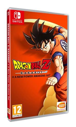Dragon Ball Z: Kakarot + A New Power Awakens Set