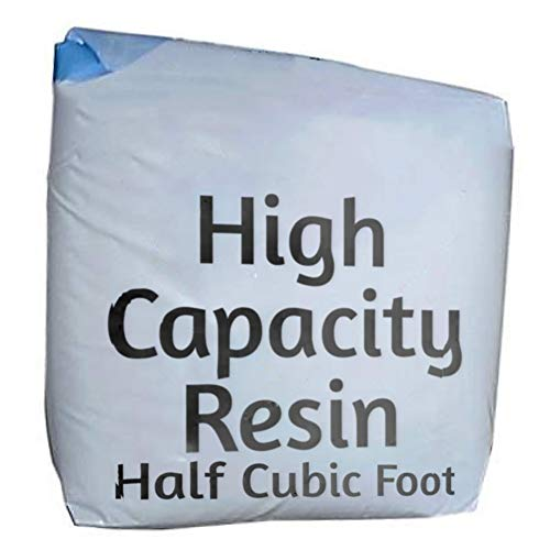 CATION-50-BOX HI-Capacity Water Softening Resin
