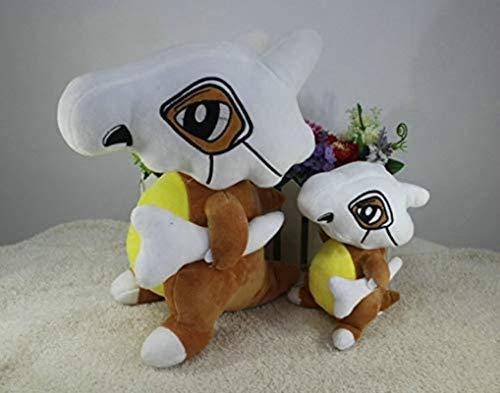 DINEGG Pokemon Pokémon, Kola Kola Puppe, Plüsch Carla Puppe Gefüllte Spielzeug-30 cm (Größe: 20 cm) YMMSTORY (Size : 30CM)