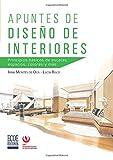 Apuntes de diseño de interiores: Principios básicos de escalas, espacios, colores y más