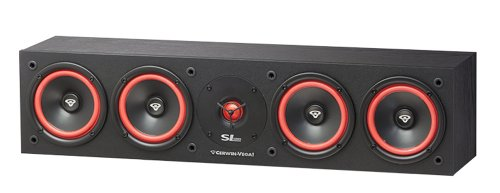"""Cerwin-Vega SL-45C Quad 5 1/4"""" Center Channel Speaker"""