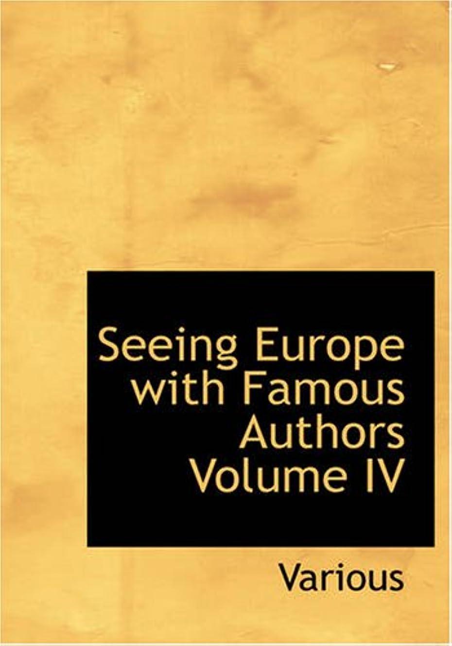 タイマー拒否ポールSeeing Europe with Famous Authors